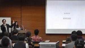 ビジネスプロデューサー協会開催の BPA LIVE Vol.60 での稲畑達雄氏のあいさつ