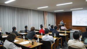 BPA LIVE Vol.62 開催レポート 上川健太郎氏